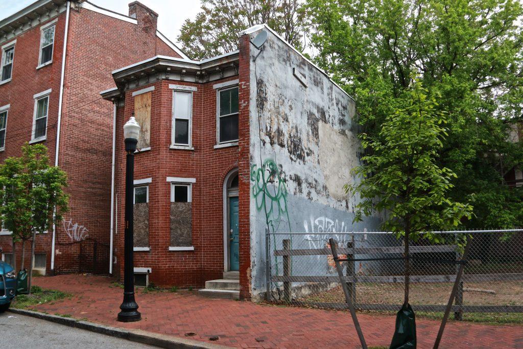 Ninth Street Revitalization Project